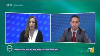 Immigrazione, Borgonzoni (Lega): Non sovrapporre immigrati regolari e clandestini