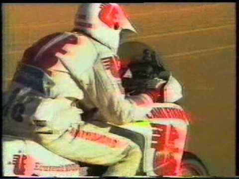 Rallye Paris Dakar 1988 part2