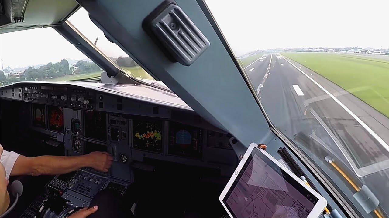 Rodaje y Despegue Bogotá ElDorado 13L - Airbus A320 NEO