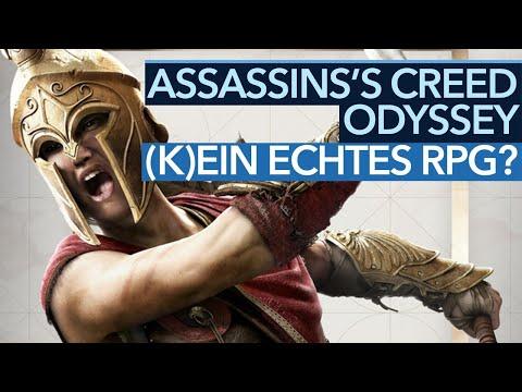 Assassin's Creed: Odyssey - Kassandra-Gameplay, Kampfsystem & Romance-Optionen