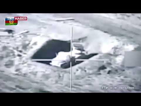 Azerbaycan ordusu, Ermenilere ait çok sayıda hedefi imha etti