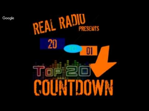 Real Radio Presents: The 20 to 1 Top 20 Countdown