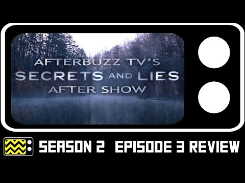 Secrets & Lies Season 2 Episode 3 Review & After Show | AfterBuzz TV
