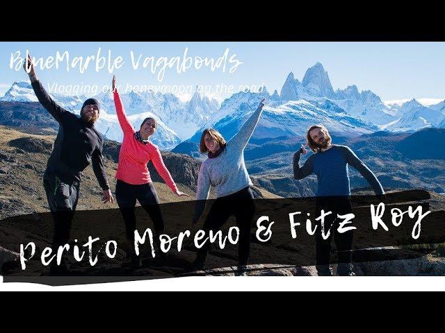 Perito Moreno & Fitz Roy | #VANlife | Vlog#6
