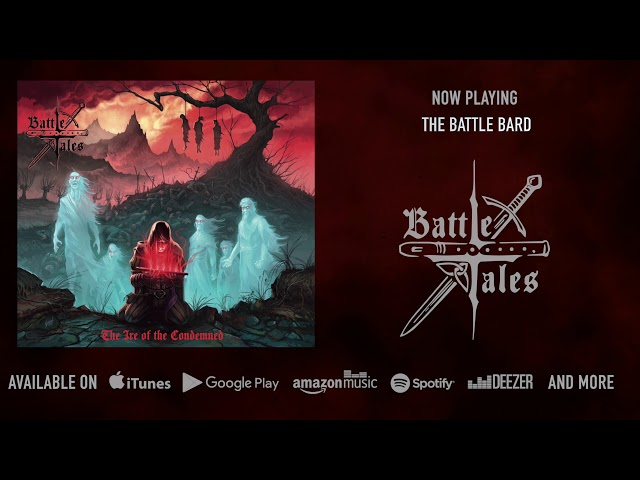 BATTLE TALES - The Ire of the Condemned (FULL ALBUM STREAM)