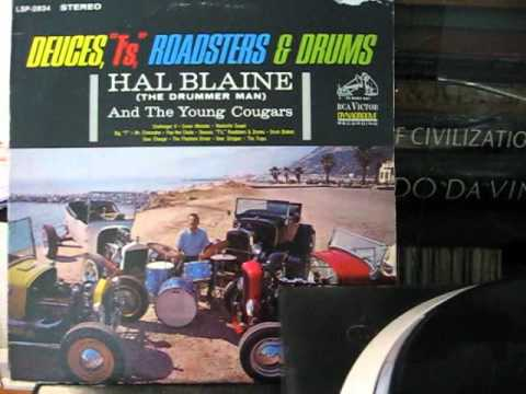 JVC QL-A7,Denon DL-110, Musical Fidelity V-LPS, playing drums & hot rods & dragsters.