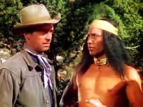 Western Movies Cowboys And Indians Broken Arrow 1950 Old ...