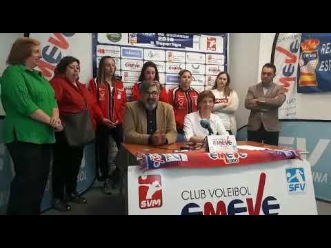 El Emevé jugará la próxima temporada en la Superliga femenina 1 tras pagar la cuota de inscripción