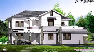 Small Home Designs Kerala Style