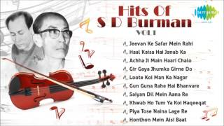 Best Of S D Burman - Old Hindi Songs - S D Burman Hits - Music Box - Vol 1