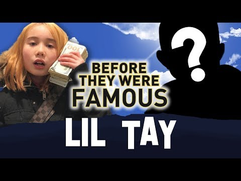 LIL TAY | Before They Were Famous | Youngest Flexer of the Century