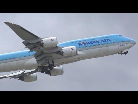 (4K) Afternoon Rush At Atlanta Hartsfield-Jackson Airport