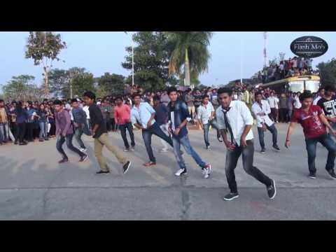 Flash Mob 2017 CUTM ODISHA