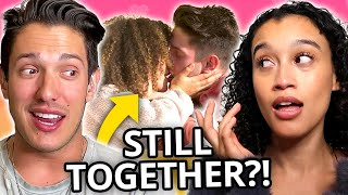 Nezza and Vince Answer YOUR Relationship Questions from Twin My Heart Season 2