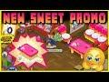 The Sweet Table Is Hot! New Animal Jam Promo Den Item