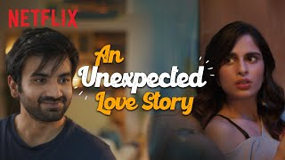 If Your Love Story Was A K-Drama ft. Aisha Ahmed \u0026 Ayush Mehra | Netflix India