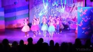 Детские песни и танцы