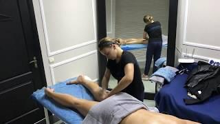 Самый ЛУЧШИЙ интенсивный и ЭФФЕКТИВНЫЙ массаж The best intense and effective massage