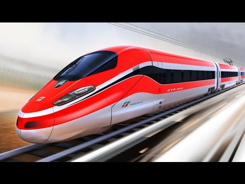 Make Trains Great Again - 21st Century Bullet Trains - FULL Documentary
