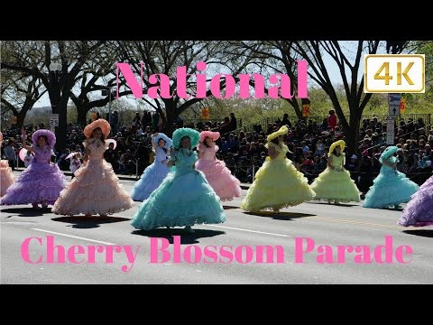 National Cherry Blossom Festival Parade 2017