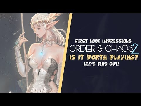 Order & Chaos 2 - First Look Impressions - Is It Worth Playing?
