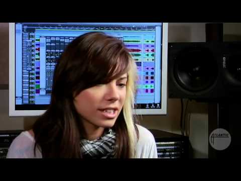 Christina Perri - Interview 1