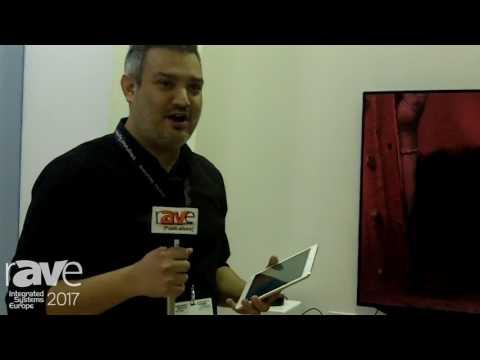 ISE 2017: HDanywhere Showcases uControl Alexa Voice Control for MHUB 4K Pro