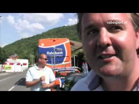 Tour de France: Dakar rally meets the Tour, 15/07/10