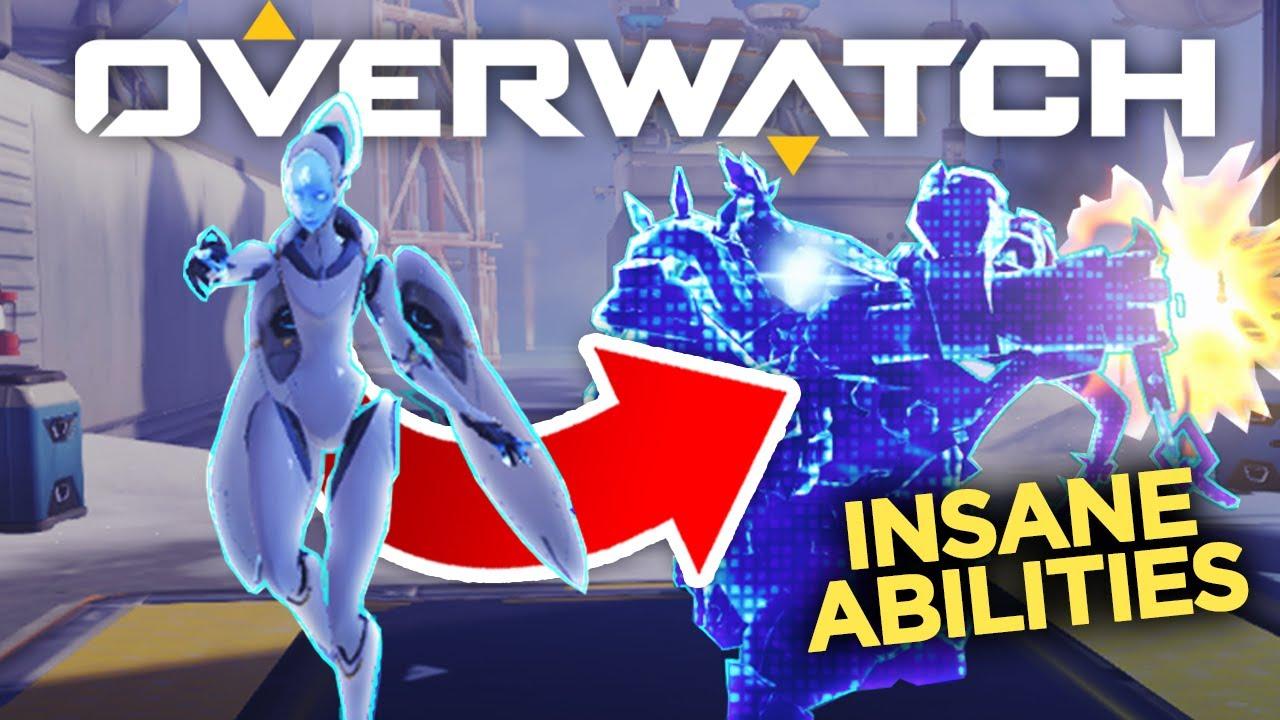 Download Echo is Overwatch's MOST BROKEN Hero EVER (CLONE EVERY HERO)