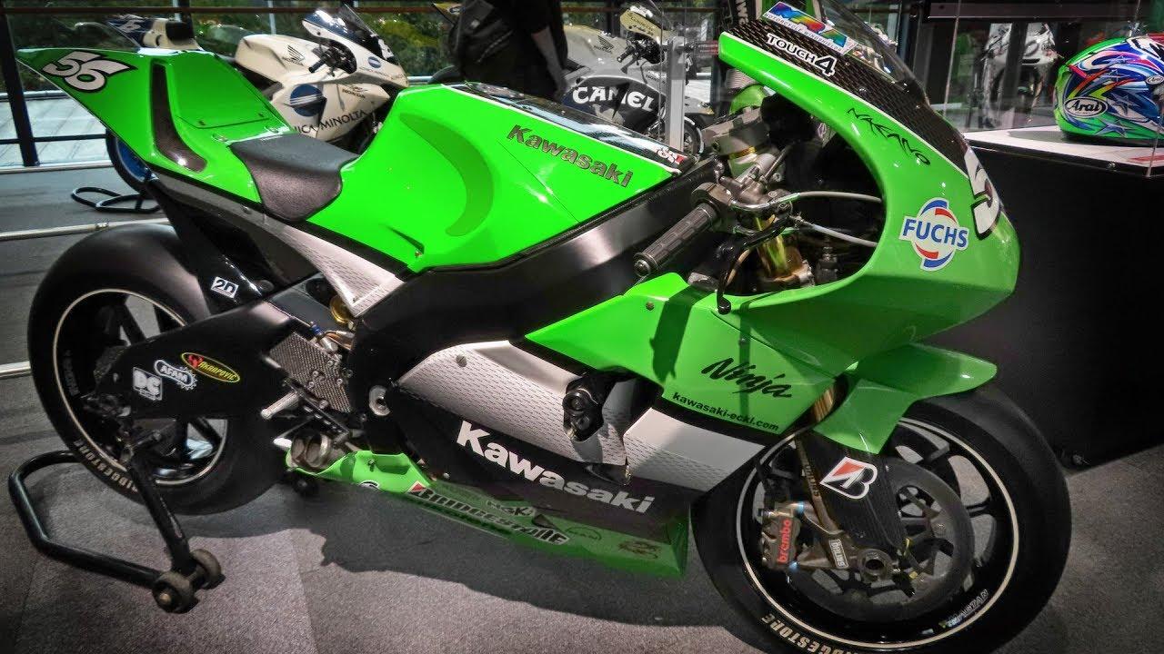 Moto Gp Machine Kawasaki Ninja Zx