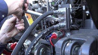 Neuheit: Stehr Hydraulik-Kupplungs Quicksystem