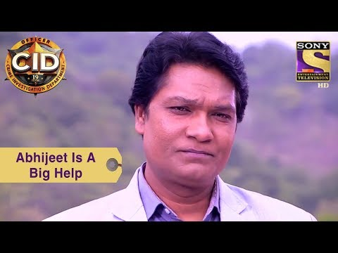 Your Favorite Character | Abhijeet Is A Big Help | CID