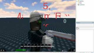 ROBLOX-NEVER BEFORE SEEN GUNS