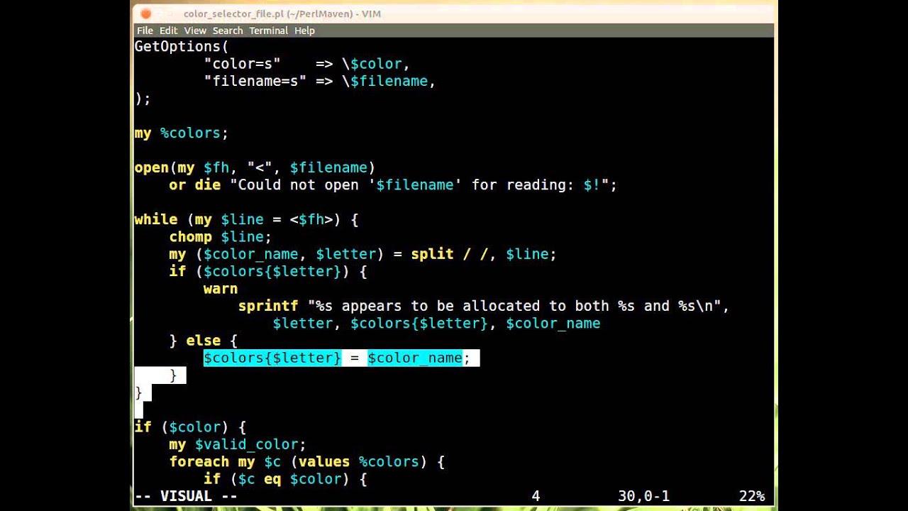 Beginner Perl Maven Tutorial 712