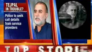 Tejpal gets into more trouble