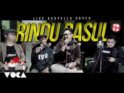 RINDU RASUL - BIMBO X TAUFIQ ISMAIL (acapella Cover) By Vocafarabi