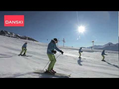Skiløb og picnic i Alpe d'Huez