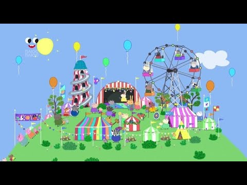 Свинка Пеппа українською, 6 сезон, 14 серія - Дитячий фестиваль 🎡🥳