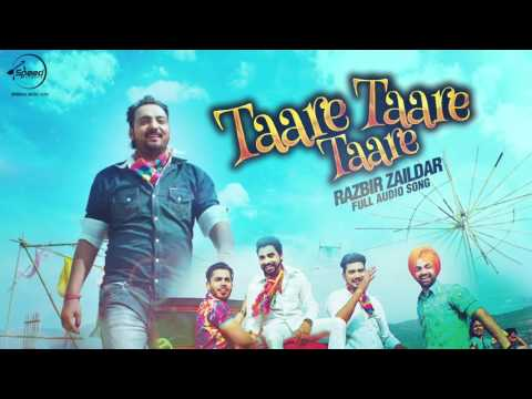 Taare Taare Taare (Audio Song) | Razbir Zaildar | Latest Punjabi Songs 2016 | Speed Records