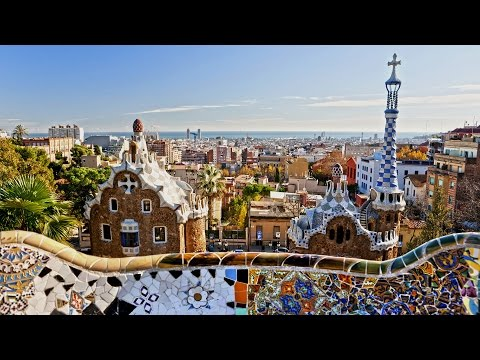 Viking Oceans: Antoni Gaudí - Barcelona's Master Of Sacred Architecture