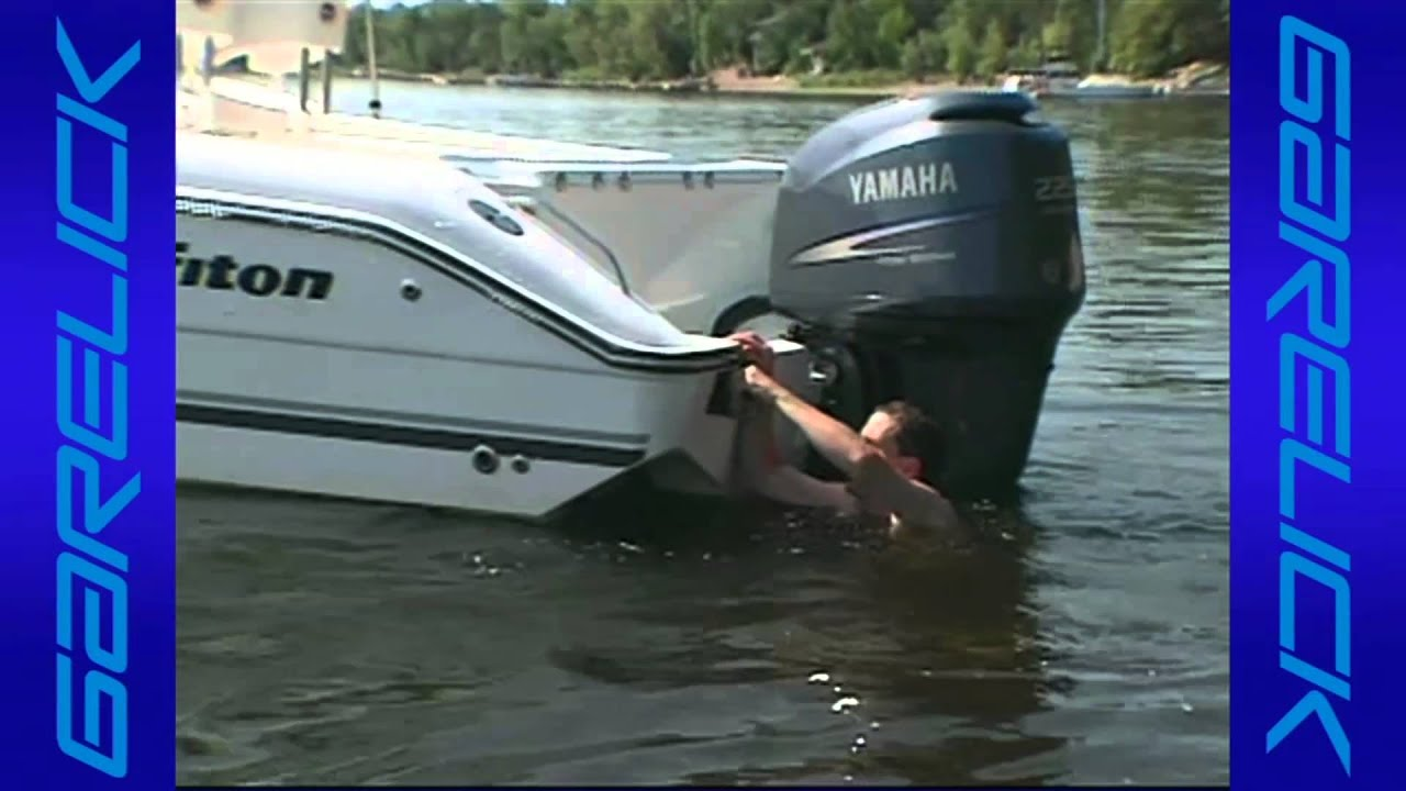 Garelick Compact Eez In Ii Transom Ladder Iboats Com
