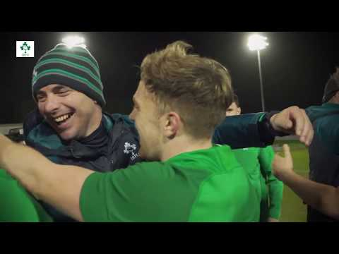Irish Rugby TV: Ireland U20 Grand Slam - Behind The Scenes