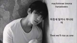 TVXQ (Sung By Max) - Rise As One [ROM|HAN|ENG] Lyrics