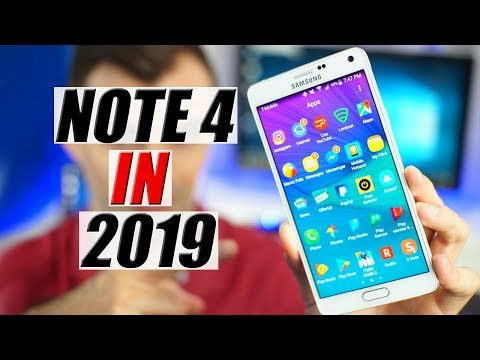 Galaxy Note 4 In 2019 - Can YOU Still USE It ?😱