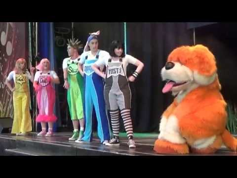 Skyline Gang Skegness 2015 Rumble in the Jungle Show