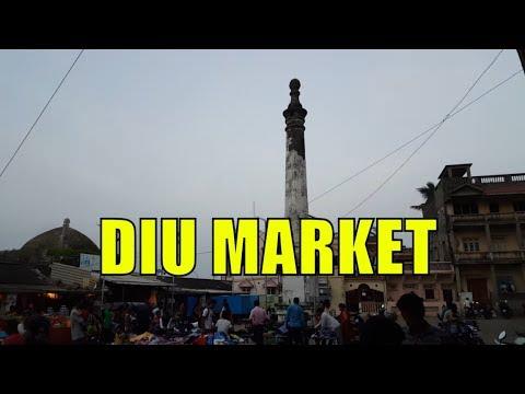 Diu Market