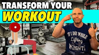 5 Mini GYM TIPS To Transform Your WORKOUT!
