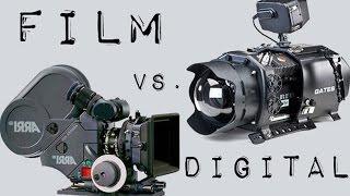 The Debate Of Film Vs Digital – AMC Movie News