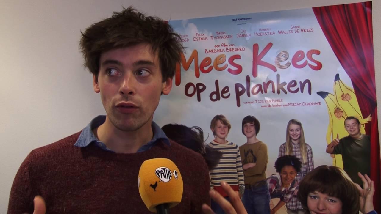 Mees Kees Op De Planken Interview Willem Voogd Sanne Wallis De Vries Felix Osinga Pathe Youtube