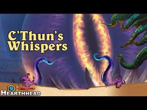 [Hearthstone] C'Thun Play Sounds